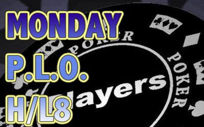 月曜Weekly Pot Limit Omaha H/L