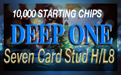 Deep One Seven Stud H/L 8